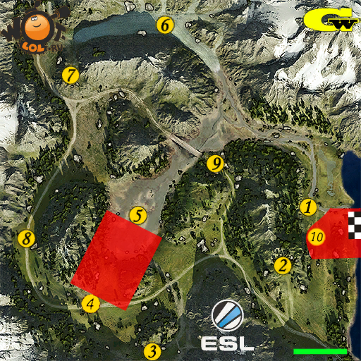 Esl Wot Race. ������ �30 (12.03.15). ����� Checkpoint. ������� �������!