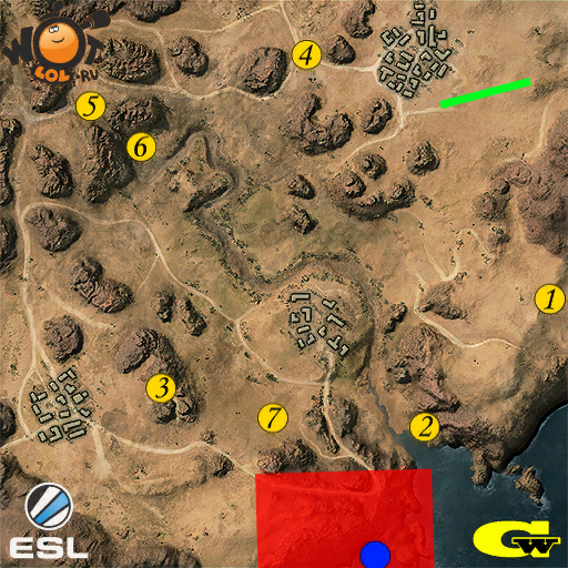 Esl Wot Race. ������ �34 (02.04.15). ����� Checkpoint.