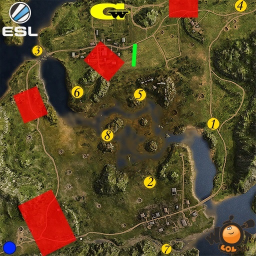 Esl Wot Race. ������ �59 (10.07.15). ����� Chekpoint.
