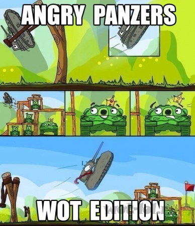 ANGRY PANZERS