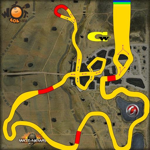 Танковые гонки №158 (25.11.17)