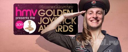Голосуй за танки на Golden Joystick Awards 2012