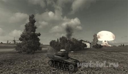Не всякий МС-1 рискует стрелять против ветра