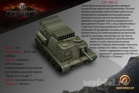 САУ БМ-12
