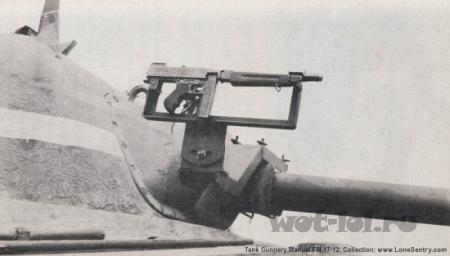 танковый пистолет