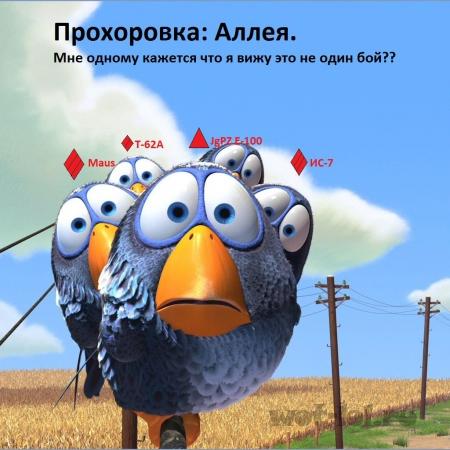 Аллея на Прохоровке