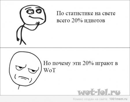 По статистике