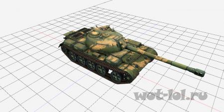 Новый китайский премиум танк Т-34-3