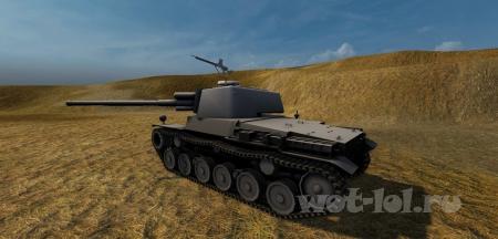 Chi-Nu-Kai - Первый Японский танк