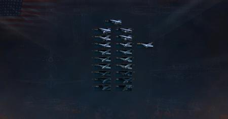 Обновление 0.5.3: деревья развития самолётов