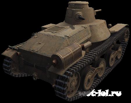 Большой анонс. Японские танки