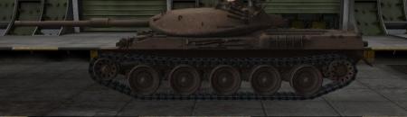 Танк STB-1 — японский СТ 10