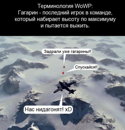 Терминология WoWp
