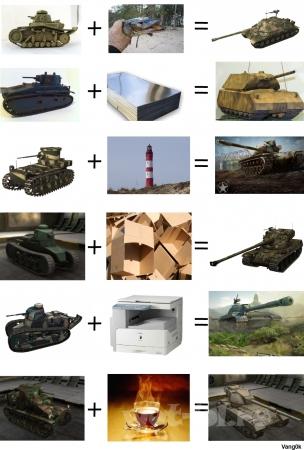 Курс элементарной танкематики