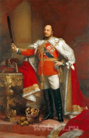 Король SerB I Картофельный