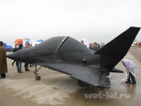 В самолете, как и в танке - главное не...