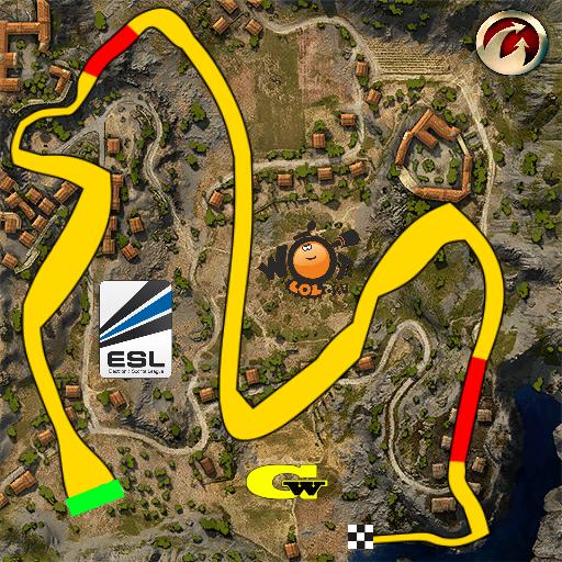 ESL WoT Race Cup. Неделя вторая. Режим: спринт (17.03.14)