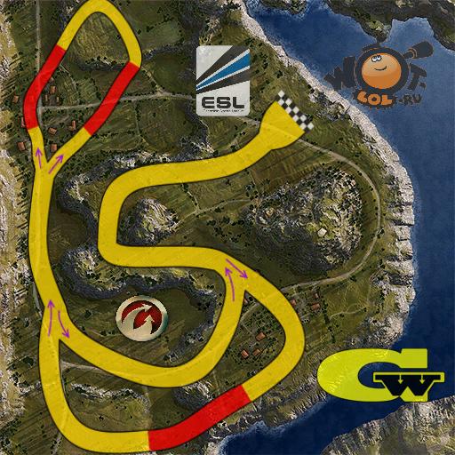 ESL WoT Race Cup. Неделя вторая. Режим: выживание (19.03.14)