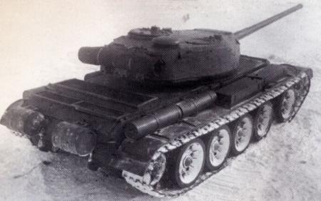 Новый советский премиум СТ 8 ур. - Т-54 образца 1945 года