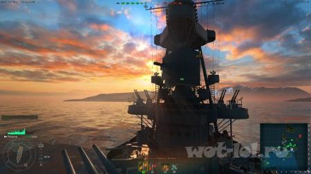 World of Warships на Gamescom 2014: первый показ игрокам и скриншоты с интерфейсом