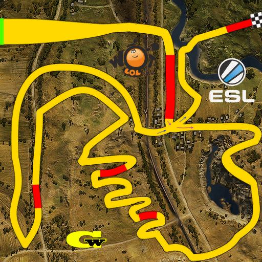 Esl Wot Race. Турнир №8 (18.12.14)