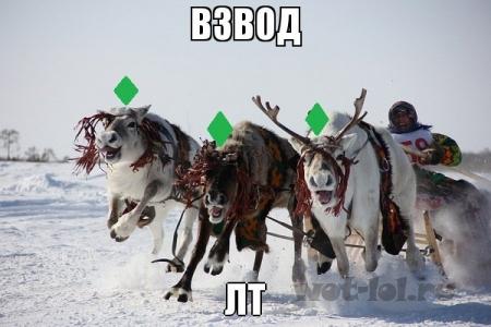Взвод ЛТ