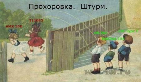 Прохоровка. Штурм