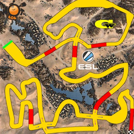 Esl Wot Race. Турнир №25 (19.02.15)