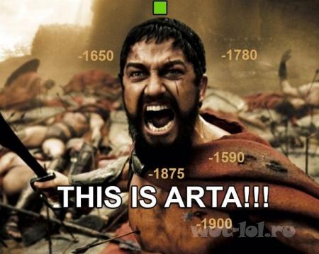 This is ARTA