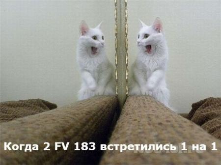2 FV183 встретились