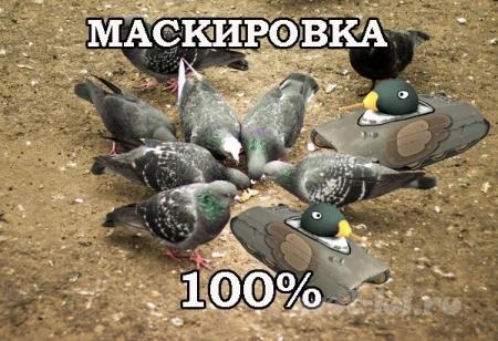 Маскировка 100%