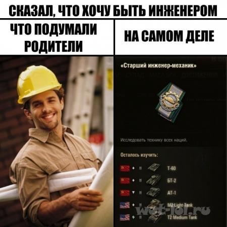 хочу быть инженером