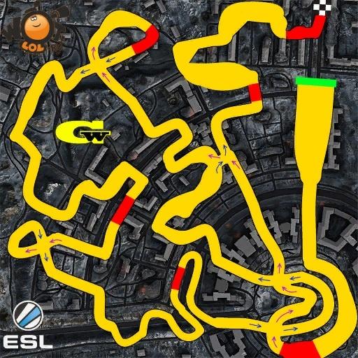 Esl Wot Race. Турнир №48 (01.06.15)