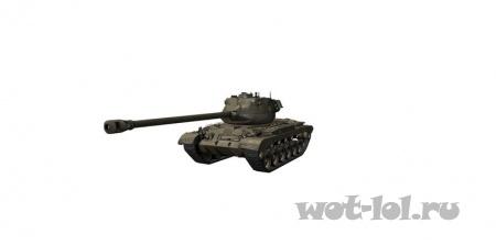 M46 Patton в HD