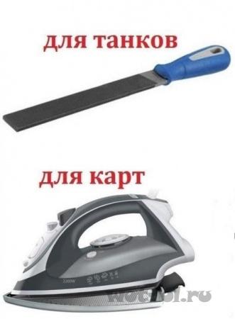 Инструменты WG