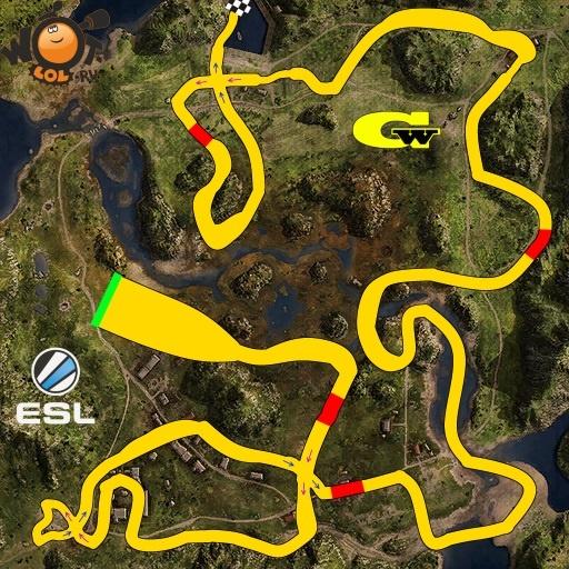 ESL WoT Race. Турнир №68 (10.08.15).