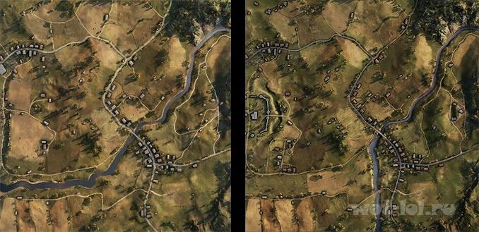 Карта Редшир - что новенького в 9.10