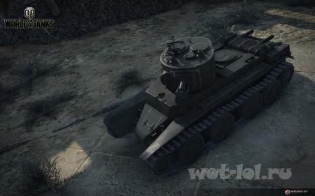 С юбилеем, World of Tanks!