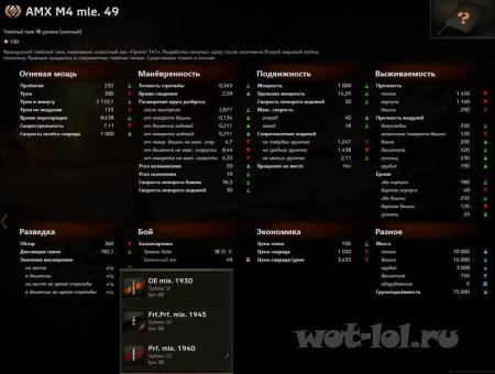 AMX M4 49