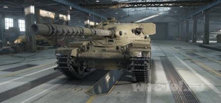 Chieftain (ТТ-10 Британия)