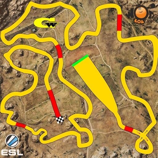 ESL WoT Race. Турнир №84 (05.10.15)