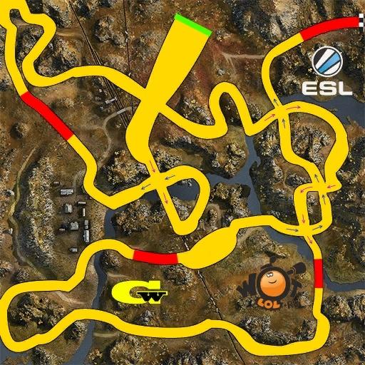 ESL WoT Race. Турнир №90 (26.10.15)