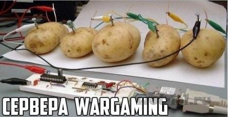 Сервера варгейминга