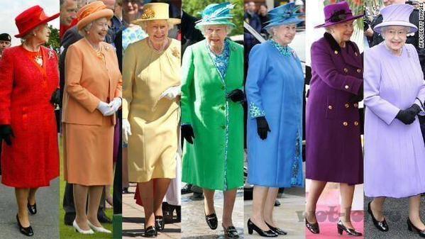 Королева Елизавета поднимает статистику
