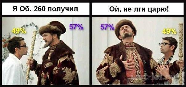 Не лги царю