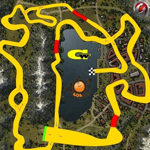 WoT Race №54 (20.06.16).