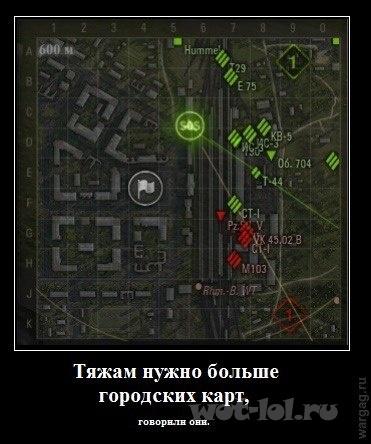 Городские карты