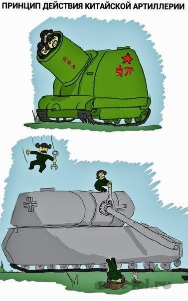 Китайская арта