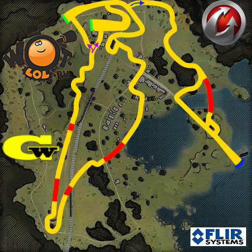 VIP WoT Race №7 (*.11.16)