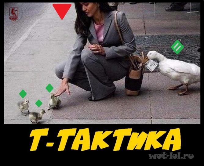 Т-тактика